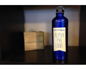 AP Stainless Steel Water Bottle in Boulder CO, Art Of The Flower