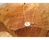 KKG Circle Necklace in Boulder CO, Art Of The Flower
