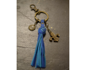KKG Tassle Key Chain in Boulder CO, Art Of The Flower