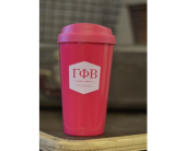 GPB To-Go Mug in Boulder CO, Art Of The Flower