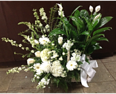 Peaceful Memories Basket in Smyrna GA, Floral Creations Florist