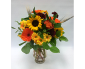 Fall in a Vase in Belleville ON, Live, Love and Laugh Flowers, Antiques and Gifts
