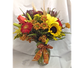 Fall Expressions Bouquet  in Smyrna GA, Floral Creations Florist