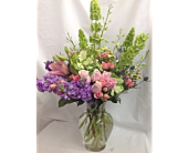 Brilliant Garden Bouquet  in Smyrna GA, Floral Creations Florist