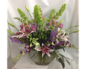 Captivated Blossoms Bouquet  in Smyrna GA, Floral Creations Florist