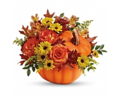 Warm Fall Wishes Bouquet  in Smyrna GA, Floral Creations Florist
