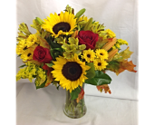 Enchanting Autumn Bouquet  in Smyrna GA, Floral Creations Florist