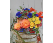 Vibrant Spring in Redmond WA, Bear Creek Florist