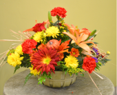 Bountiful Basket in Utica NY, Chester's Flower Shop And Greenhouses
