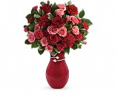 Teleflora's Hearts Entwined Bouquet in Newton MA, Busy Bee Florist