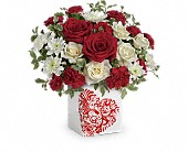 Teleflora's Best Friends Forever Bouquet in Monroe MI, North Monroe Floral Boutique