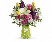 Teleflora's Veranda Blooms Bouquet in Helotes TX, House Of Blooms