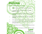 Deluxe Wedding Package in Fairfax, Virginia, Exotica Florist, Inc.