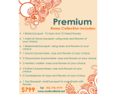 Premium Wedding Package in Fairfax, Virginia, Exotica Florist, Inc.