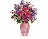 Teleflora's Love And Joy Bouquet in Lansing MI, Delta Flowers