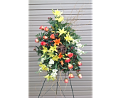 Warm Embrace Spray  in Smyrna GA, Floral Creations Florist