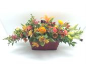 Fall Centerpiece in Blue Bell PA, Blooms & Buds Flowers & Gifts