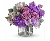 Sweet As Sugar Bouquet  in Smyrna GA, Floral Creations Florist