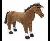 Gresham Flowers - Large Horse Stuffed Animal - Portland Florist Shop