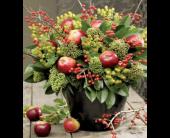 Redmond Flowers - SEATTLE CHRISTMAS bouquet  - City Flowers, Inc.