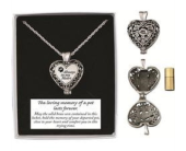 Memorial Locket  in Fort Worth TX, Greenwood Florist & Gifts