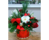 Christmas in Mississauga ON, Flowers By Uniquely Yours