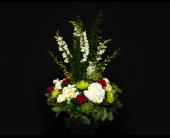 WInter Serenity Urn in Rehoboth, Massachusetts, Anjulan's Florist & Gardens