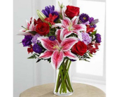 Stargazers & Roses in Redmond WA, Bear Creek Florist