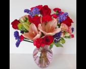 Vanderbilt University Flowers - Hody's Deluxe House Special - Flowers By Louis Hody