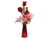 Budding Romance in Big Rapids, Cadillac, Reed City and Canadian Lakes MI, Patterson's Flowers, Inc.