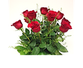 Red Roses Arranged in London ON, Posno Flowers