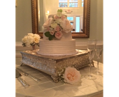 Wedding Cake Flowers in Smyrna GA, Floral Creations Florist