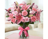 EXPRESSIONS OF PINK in Yelm WA, Yelm Floral