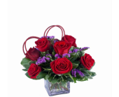 Austin Flowers - LOVE SQUARED - Freytag's Northwest Florist