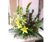 Custom Arrangement in Tampa, Florida, Buds Blooms & Beyond