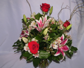 Bozeman Flowers - Kiss of Elegance - Country Flower Shop