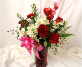 Open Your Heart To Love in Saratoga Springs NY, Dehn's Flowers & Greenhouses, Inc