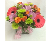 Bring On The Happy Bouquet  in Smyrna GA, Floral Creations Florist
