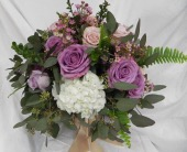 Lavender Rose Bouquet in St Catharines, Ontario, Vine Floral