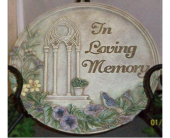 In Loving Memory Stepping Stone  in Fort Worth TX, Greenwood Florist & Gifts