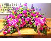 Filer's Colorful Horseshoe in Cleveland OH, Filer's Florist Greater Cleveland Flower Co.