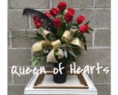 Rancho Cordova Flowers - Queen of Hearts - G. Rossi & Co.