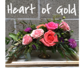 Rancho Cordova Flowers - Heart of Gold - G. Rossi & Co.