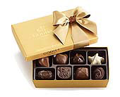 Godiva 8 Piece Ballotin Chocolate Assortment in Aventura FL, Aventura Florist