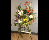 Eternal Sympathy Spray in Flushing, Michigan, Flushing Florist & Greenhouse