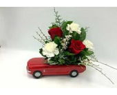 Mustang Love in Belleville ON, Live, Love and Laugh Flowers, Antiques and Gifts