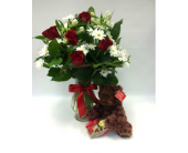 Love You Always Package in Belleville ON, Live, Love and Laugh Flowers, Antiques and Gifts
