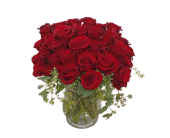 Philadelphia Flowers - Rose Carmine - Long Stems