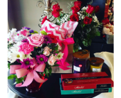 Cataula Flowers - The Cupid Shuffle Bundle - Flower Cart