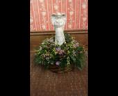 Angel Arrangment in St. Marys, Pennsylvania, Goetz Fashion In Flowers